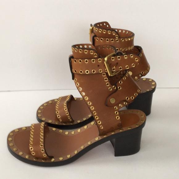 c2cd95f74a Isabel Marant Shoes - Isabel Marant Jaeryn studded sandals